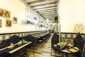 1932 Restaurant, Barcelona